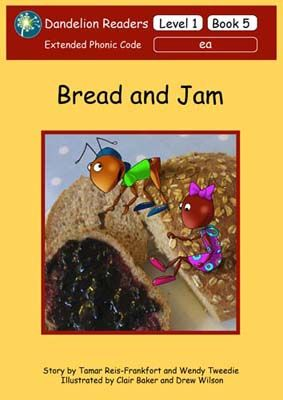 Bread and Jam Badger Learning
