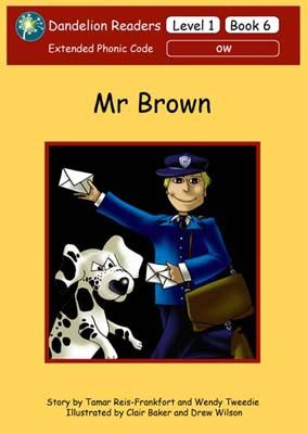 Mr. Brown Badger Learning