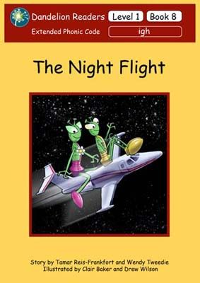 The Night Flight Badger Learning