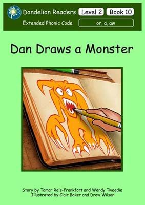 Dan Draws a Monster Badger Learning