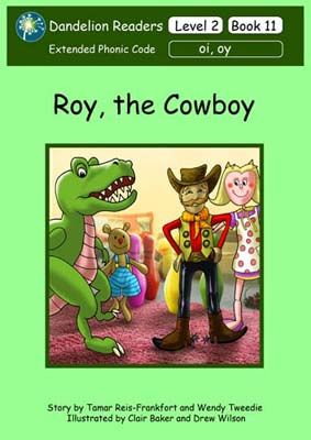 Roy the Cowboy Badger Learning