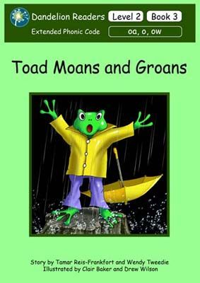 Toad Moans and Groans Badger Learning