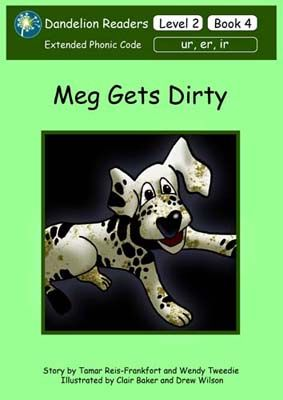 Meg Gets Dirty Badger Learning