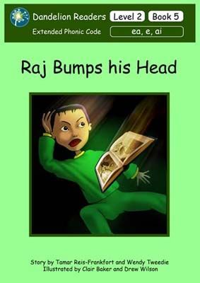 Raj Bumps his Head Badger Learning