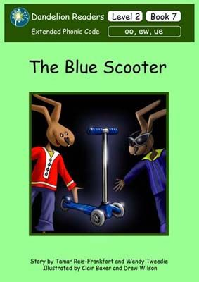 The Blue Scooter Badger Learning