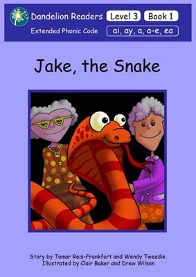 Jake, the Snake Badger Learning