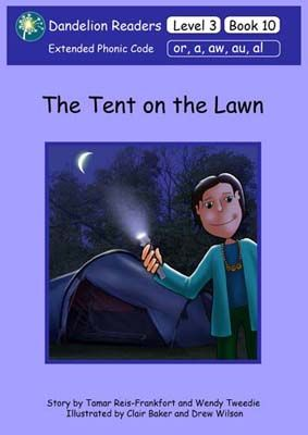 The Tent on the Lawn Badger Learning