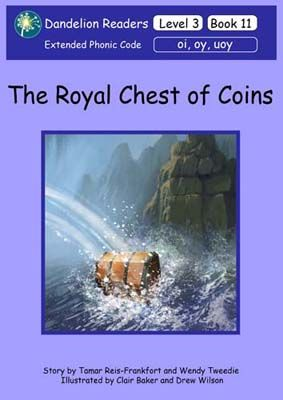 The Royal Chest of Coins Badger Learning
