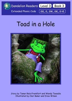 Toad in a Hole Badger Learning