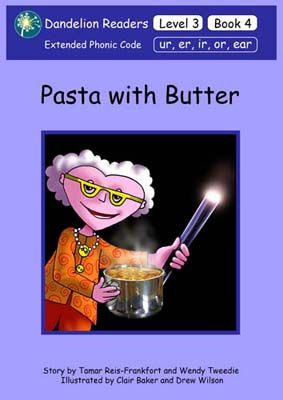 Pasta with Butter Badger Learning