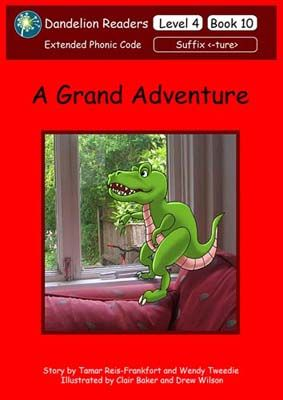 A Grand Adventure Badger Learning