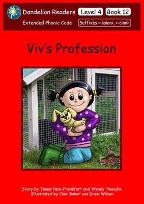 Viv's Profession Badger Learning
