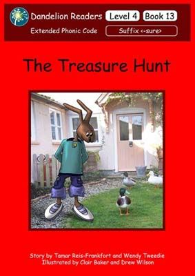 The Treasure Hunt Badger Learning