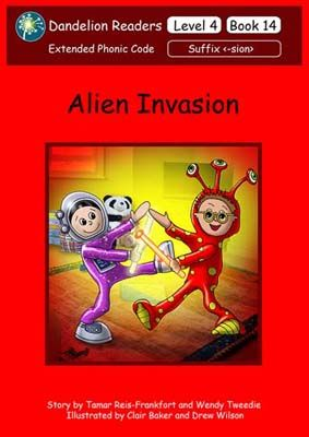 Alien Invasion Badger Learning