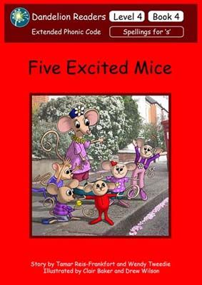 Five Excited Mice Badger Learning