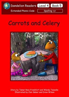 Carrots and Celery Badger Learning