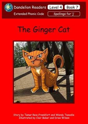 The Ginger Cat Badger Learning