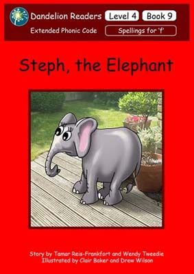 Steph, the Elephant Badger Learning