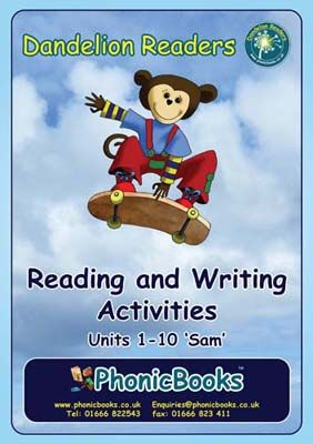 Dandelion Readers: Reading and Writing Activities for Units 1-10 Badger Learning