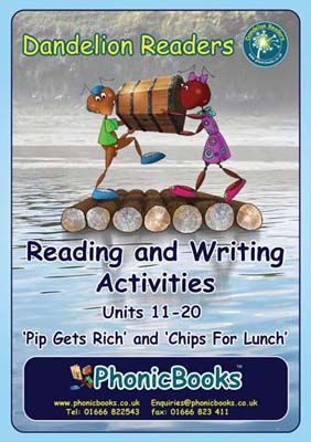 Dandelion Readers: Reading and Writing Activities for Units 11-20 Badger Learning