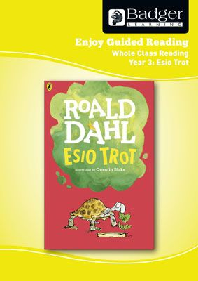 Enjoy Whole Class Guided Reading: Esio Trot Teacher Book Badger Learning