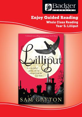 Enjoy Whole Class Guided Reading: Lilliput Teacher Book Badger Learning