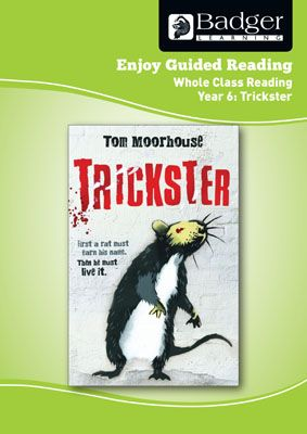 Enjoy Whole Class Guided Reading: Trickster Teacher Book Badger Learning