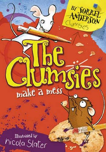The Clumsies Make a Mess - Pack of 6 Badger Learning