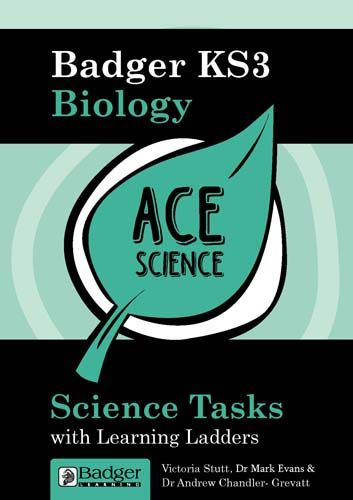 ACE Science: Science Task with Learning Ladders: Biology Teacher Book + CD Badger Learning