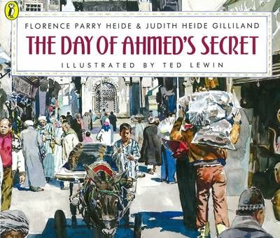 The Day of Ahmed's Secret Badger Learning