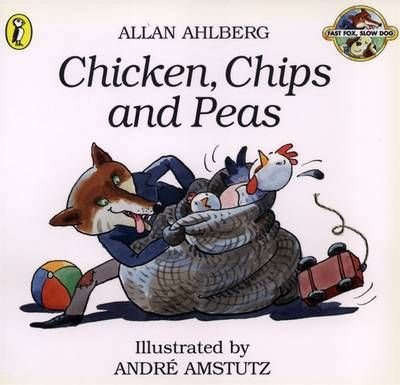 Chicken, Chips and Peas Badger Learning