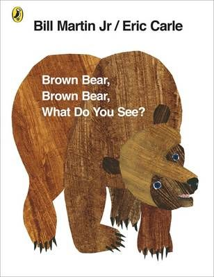 Brown Bear, Brown Bear, What Do You See? Badger Learning