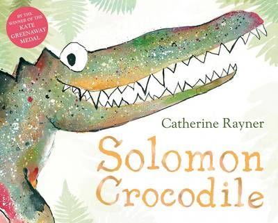 Solomon Crocodile Badger Learning