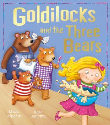 Goldilocks and the Three Bears Badger Learning