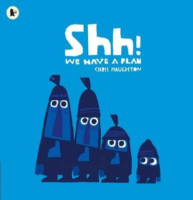Shh! We Have a Plan Badger Learning