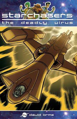 Starchasers and the Deadly Virus: Set One Badger Learning