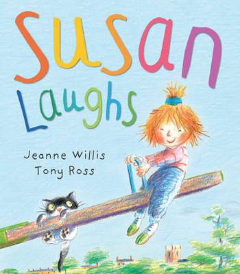 Susan Laughs Badger Learning