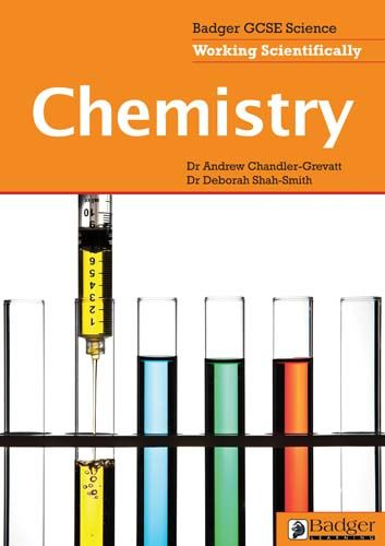 GCSE Working Scientifically: Chemistry Badger Learning