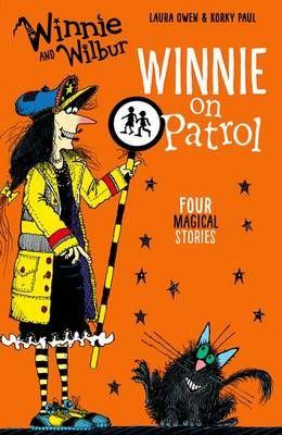 Winnie and Wilbur: Winnie on Patrol Badger Learning