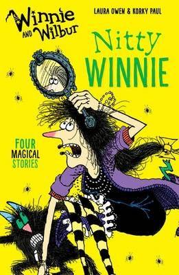 Winnie and Wilbur: Nitty Winnie Badger Learning