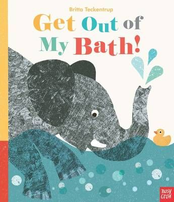 Get Out of My Bath! Badger Learning