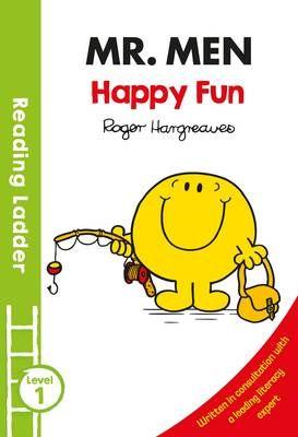 Mr Men: Happy Fun Badger Learning