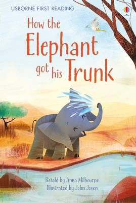 How the Elephant Got His Trunk Badger Learning