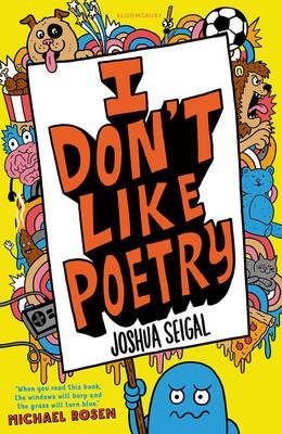 I Don't Like Poetry Badger Learning