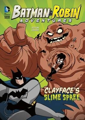 Clayface's Slime Spree Badger Learning
