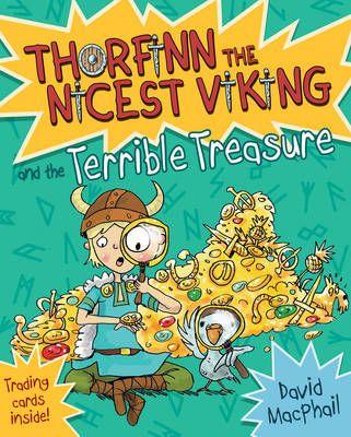 Thorfinn and the Terrible Treasure: 6: Thorfinn the Nicest Viking Badger Learning