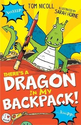 There's a Dragon in My Backpack! Badger Learning