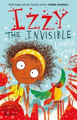 Izzy the Invisible Badger Learning