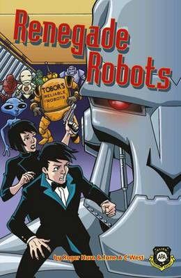 Renegade Robots Badger Learning
