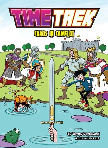 Chaos in Camelot Badger Learning